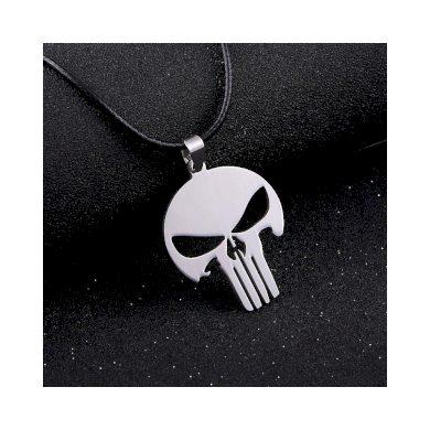 Náhrdelník Punisher