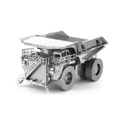 3D ocelová skládačka Sklápěčka CAT
