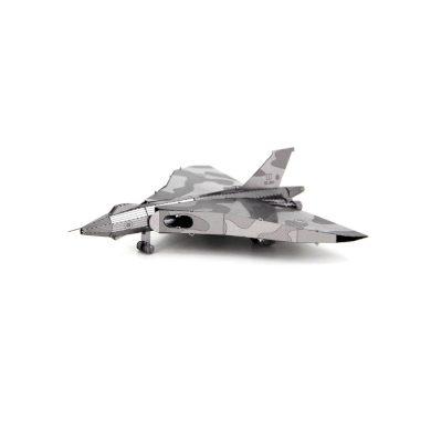 3D ocelová skládačka Bombardér Avro Vulcan RAF