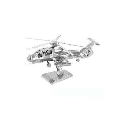 3D ocelová skládačka vrtulník Boeing/Sikorsky RAH-66 Comanche