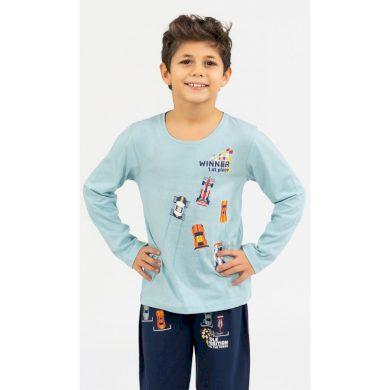 Dětské pyžamo dlouhé Formule