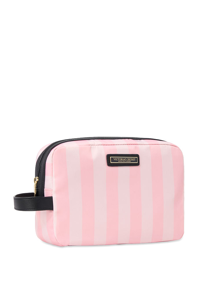 Victoria's Secret kosmetická taška / Signature Stripe