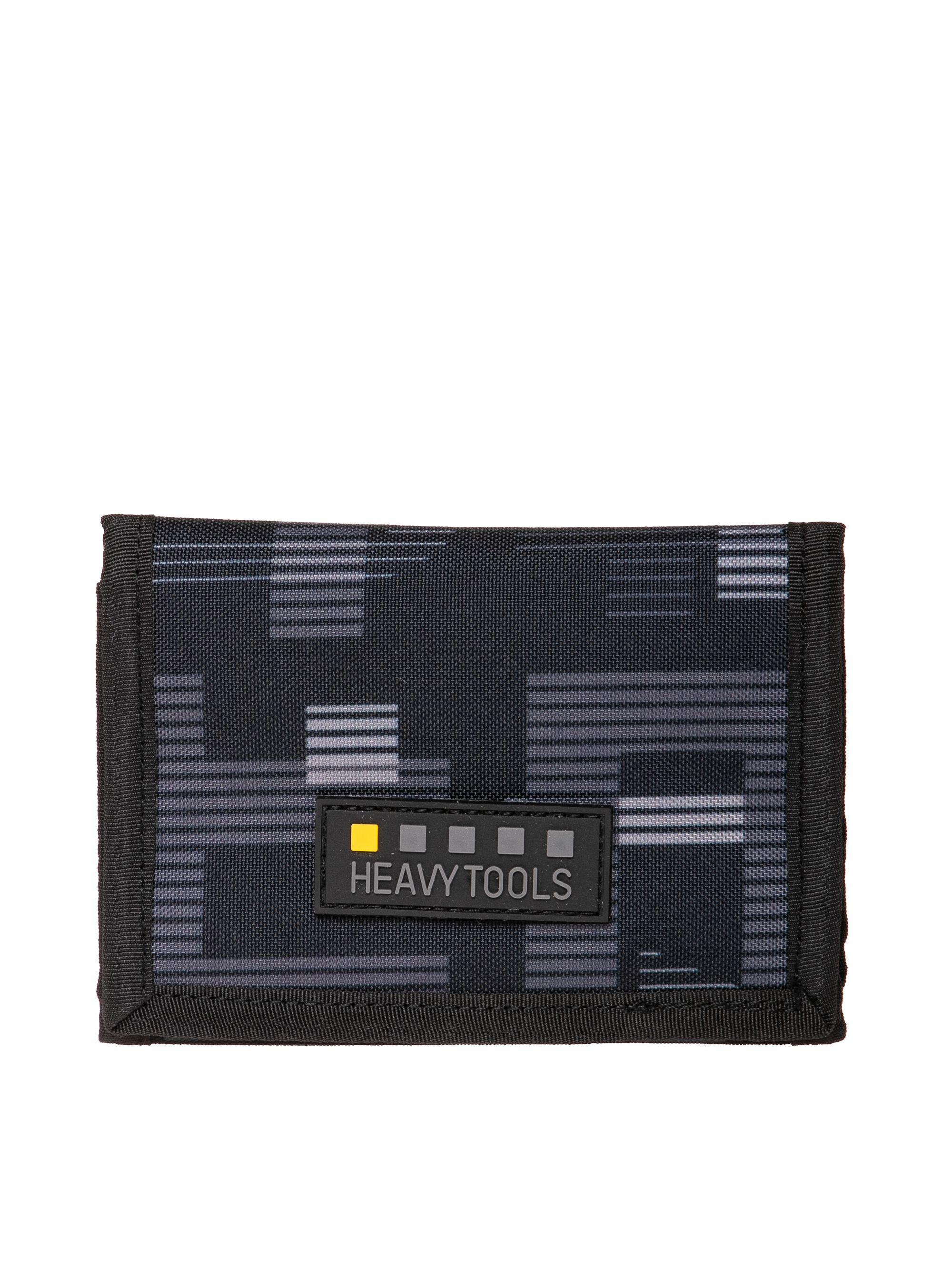 Heavy Tools pánská peněženka EDORKA20 šedá