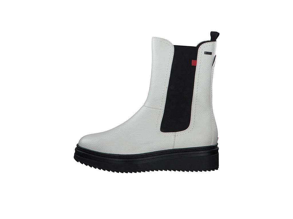 s.Oliver dámské kotníkové boty pérka 5-25405-27 cream