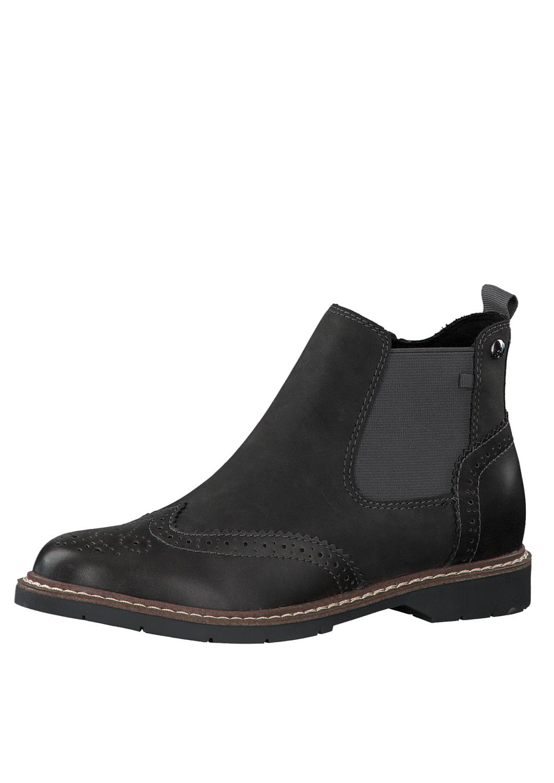 s.Oliver dámské kotníkové boty 5-25444-25 dark grey 212
