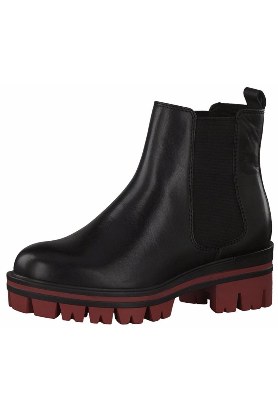 Tamaris dámská kotníková obuv 1-25404-25 black