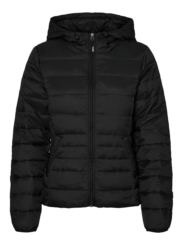 Vero Moda dámská prošívaná lehká přechodová bunda Ikkola černá