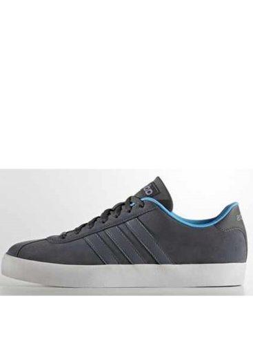 Adidas pánské tenisky VLCOURT VULC AW3927 šedé