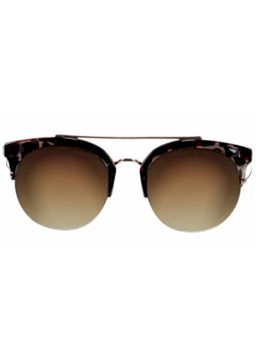 Hailys dámské sluneční brýle AMMY hnědé