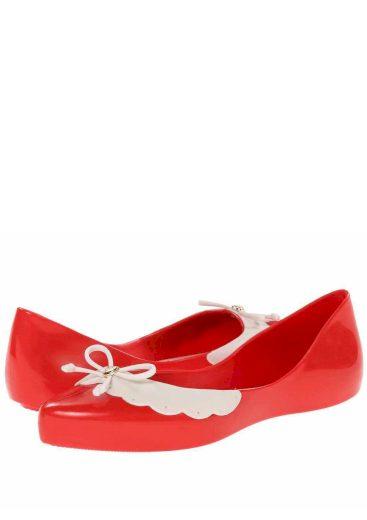 Dámské baleríny MEL DREAMING II červené