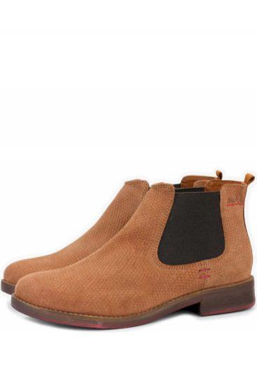 s.Oliver dámská kotníková obuv 5-25335-37 hnědá