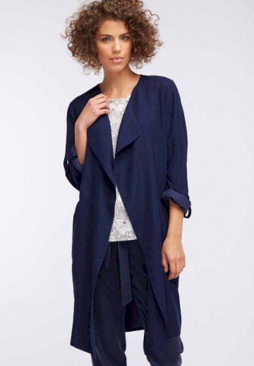 Broadway dámský lehký kabátek Cleora tmavě modrý