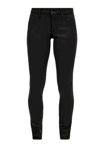 s.Oliver dámské shape super skinny džíny černé