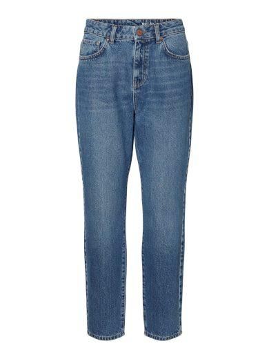 Noisy May dámské džíny Isabel vysoký pas modré