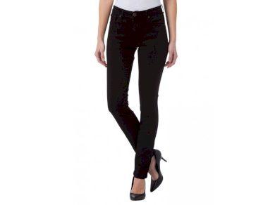 Cross Jeans dámské džíny Anya vysoký pas 489-155 černé