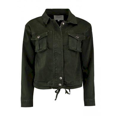 Hailys dámská jarní bunda Amber khaki