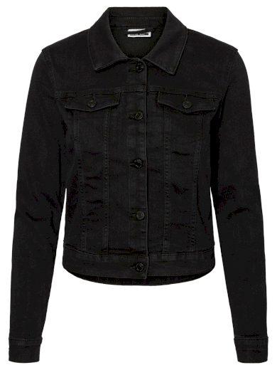 Noisy May dámská džínová bunda Debra černá