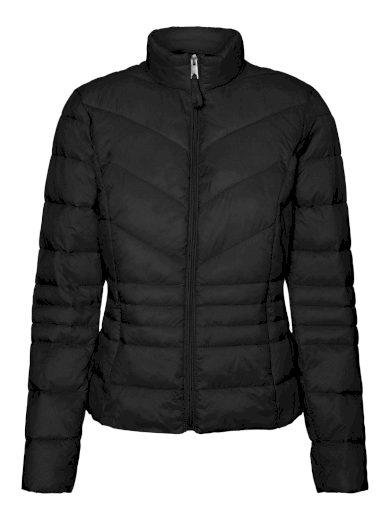 Vero Moda dámská přechodová bunda Sorayasiv černá