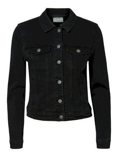 Vero Moda dámská džínová bunda Soya černá