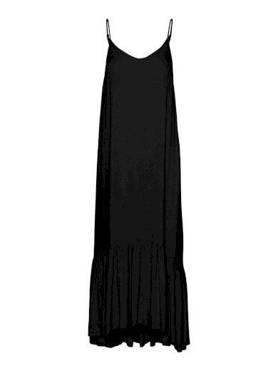 Vero Moda dámské maxi šaty Lina černé
