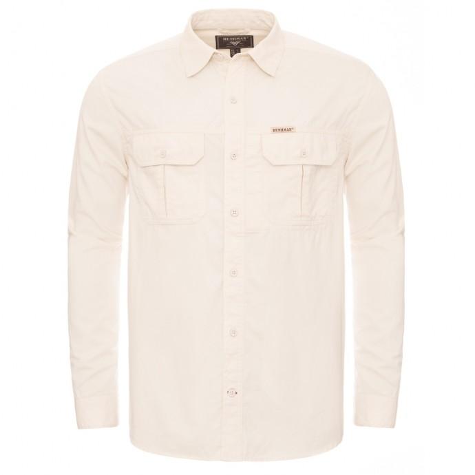 Bushman košile Hillman cream M