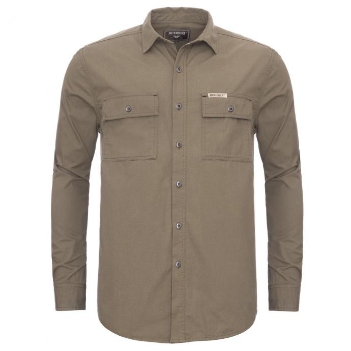 Bushman košile Prison khaki M