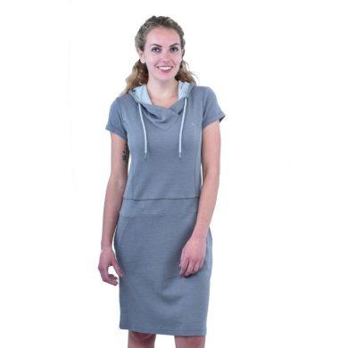Bushman šaty Goula grey S