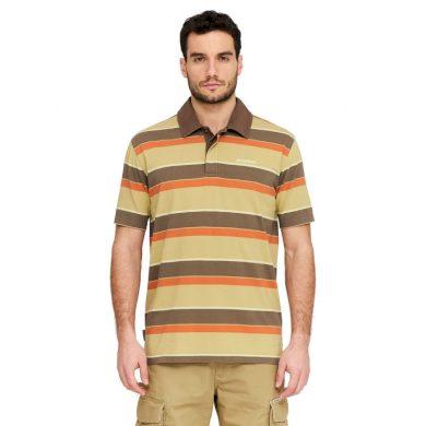 Bushman tričko Calvin II beige M