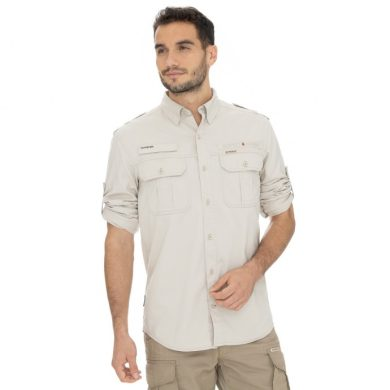 Bushman košile Hammer beige L