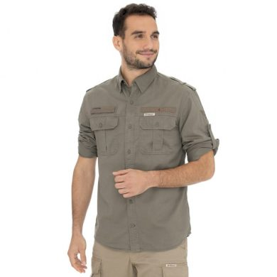 Bushman košile Hammer khaki M