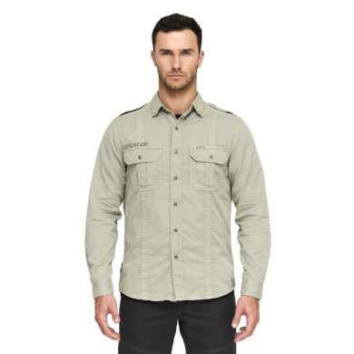 Bushman košile Indiana stone M
