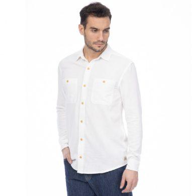 Bushman košile Seadrift white M