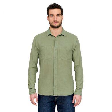 Bushman košile Seadrift light olive L