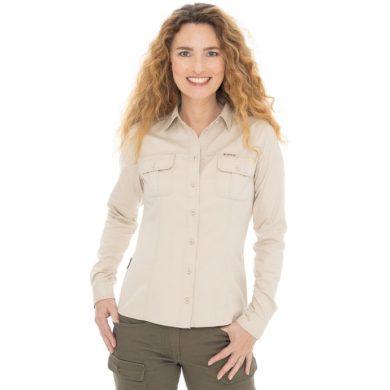 Bushman košile Aripeka beige XXXL