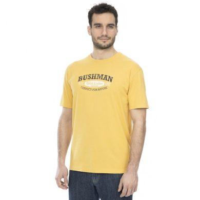 Bushman tričko Oakhurst yellow L