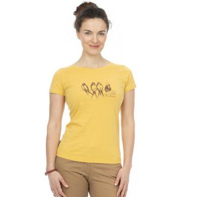 Bushman tričko Pastaza yellow L