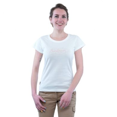 Bushman tričko Niagara II white S