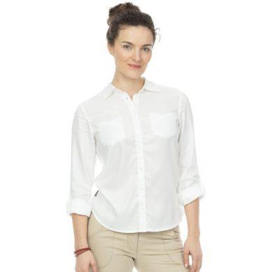 Bushman košile Oneida white S