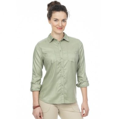 Bushman košile Oneida light olive S