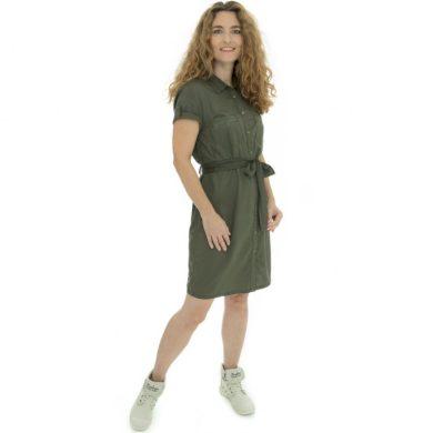 Bushman šaty Senyah dark green S