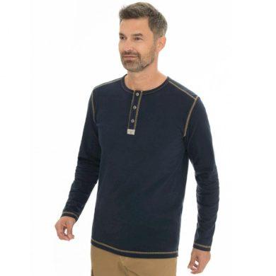 Bushman tričko Kramer II dark blue XL