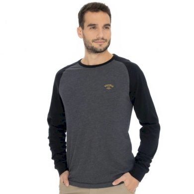 Bushman tričko Lapeer dark grey M