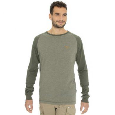 Bushman tričko Lapeer olive M