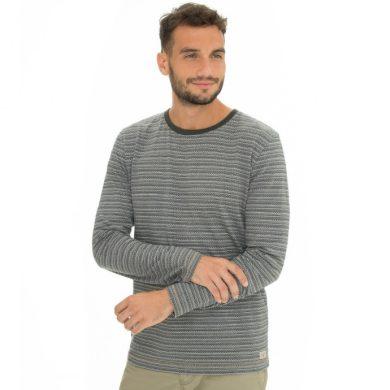 Bushman tričko Frankfort grey M