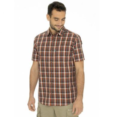 Bushman košile Adrian brown M