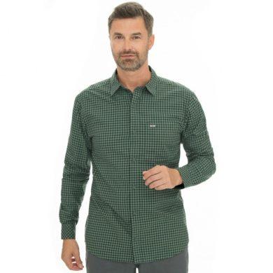 Bushman košile Portage dark green S