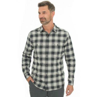 Bushman košile Goshen dark grey M