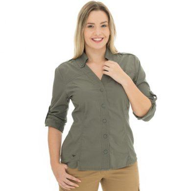Bushman košile Katia dry leaf S