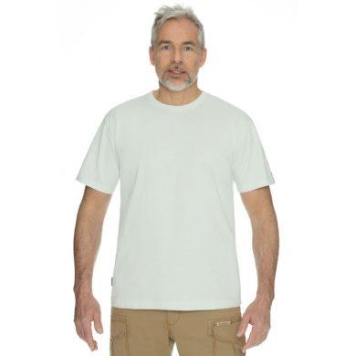 Bushman tričko Base white M