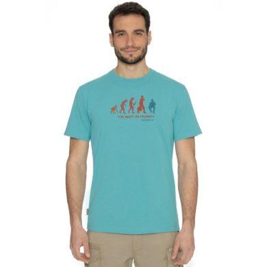 Bushman tričko Drop light blue S